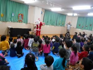 20151224クリスマス会